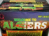 WELCOME TO ALGIERS (500 gram loads) Image
