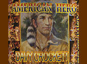 AMERICAN HERO, DAVY CROCKET Image