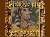 AMERICAN HERO, DAVY CROCKET Image