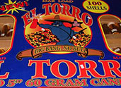EL TORRO CYLINDER SHELLS Image