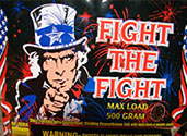 FIGHT THE FIGHT (500 gram load) Image