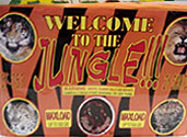 WELCOME TO THE JUNGLE (500 gram load) Image