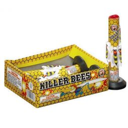 KILLER BEES FOUNTAIN Image