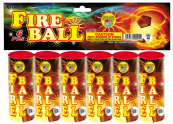 MAD HORNET SPINNING FIREBALL Image