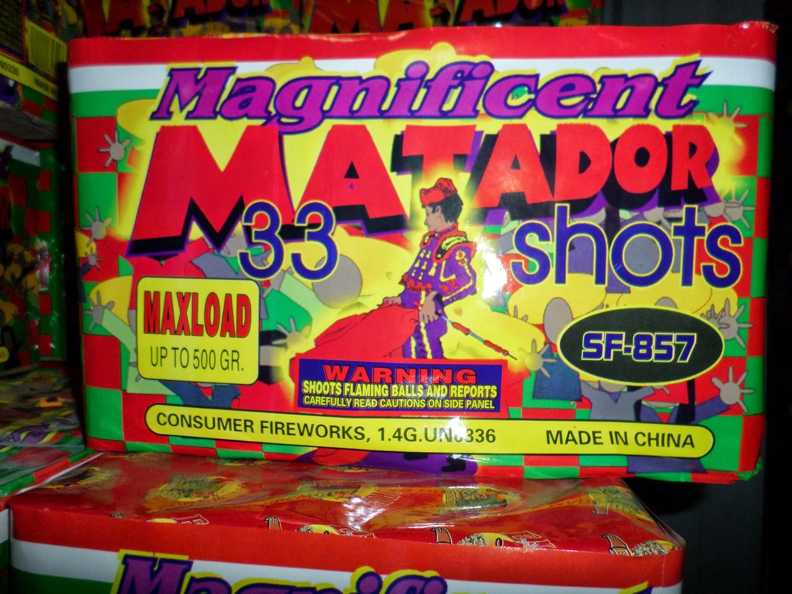 MAGNIFICENT MATADOR Image