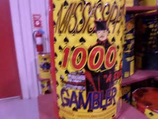 MISSISSIPPI GAMBLER #1000 (A 500 GRAM LOAD) Image