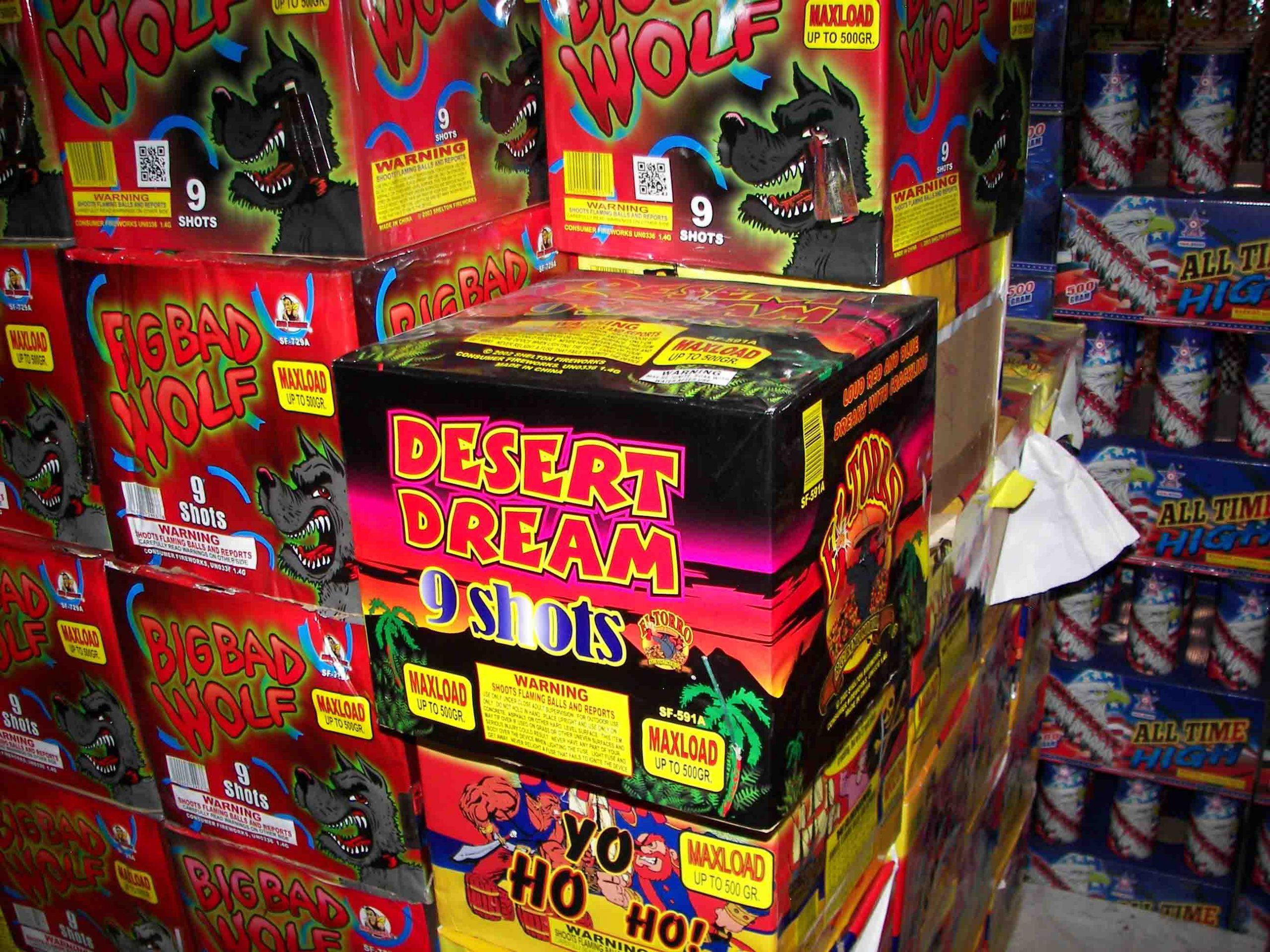 DESERT DREAM (A 500 gram load) Image