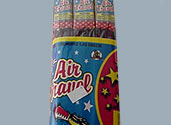 AIR TRAVEL BOTTLE ROCKETS WITH BANG Image