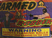 ARMED ROBBER Image