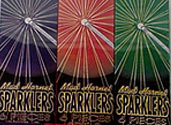 SUPER SIZED MAD HORNET #10 ASSORTED COLOR SPARKERS Image
