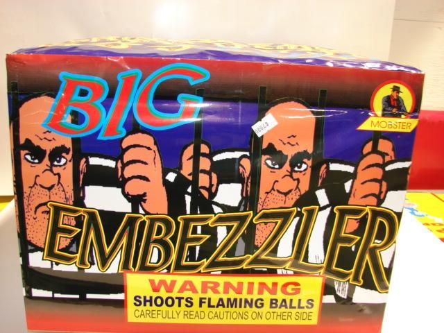 BIG EMBEZZLER Image