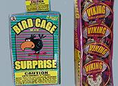 BIRD CAGE - VIKING SPINNER Image