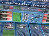 BLUE STRIKE ROCKETS Image