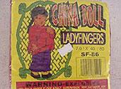 CHINA DOLL LADY CRACKERS Image
