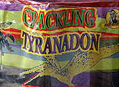 CRACKLING TYRANADON Image