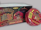 EL TORRO BOMBS BIG BANG NO BULL Image