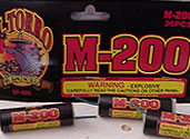 M-200 SINGLE FIRECRACKERS Image