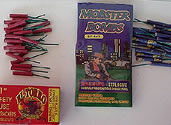 EL-TORRO AND MOBSTER BOMBS (SINGLE FIRECRACKERS) Image