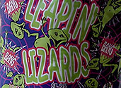 LEAPIN LIZARDS Image