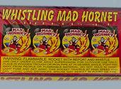 MAD HORNET WHISTLE & BANG Image