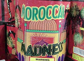 MOROCCAN MADNESS Image