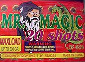 MR MAGIC (500 gram load) Image