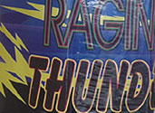 RAGING THUNDER Image