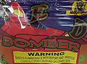 RED BOMBER Image