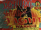 SAMURAI SWORD FIGHT Image