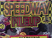 SPEEDWAY PILE-UP Image