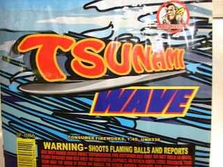 TSUNAMI WAVE (500 gram load) Image