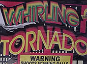 WHIRLING TORNADO Image